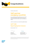 RDS certificate for SAP CRM
