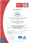 ISO Certificate - English