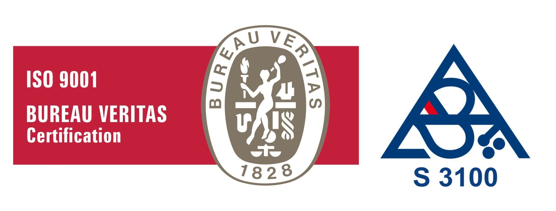 Certification mark BUREAU VERITAS