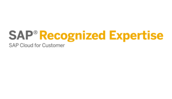Obhajoba SAP Recognized Expertise in SAP Cloud for Customer | con4PAS